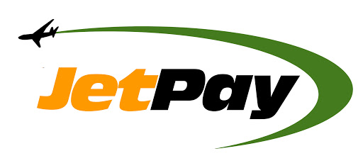JetPay logo Gene Valentino