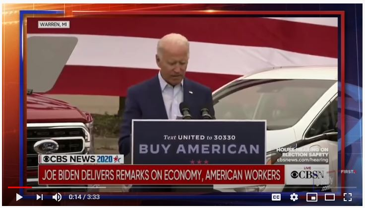 Joe Biden Is On ANOTHER PLANET Bill O Reilly