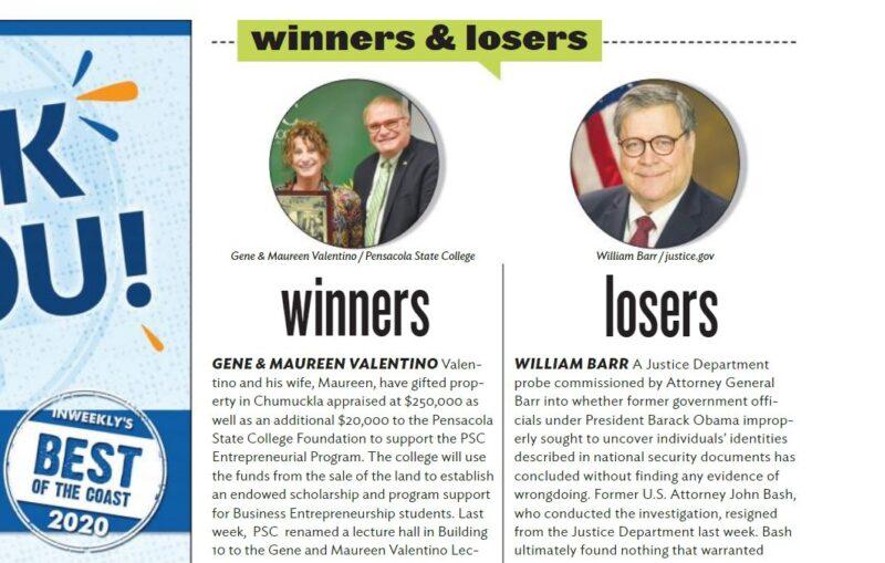 InWeeklys Best of the Coast Gene and Maureen Valentino