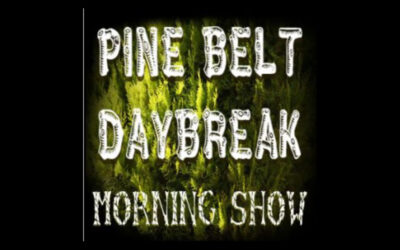 Pine Belt Daybreak Interview with Gene Valentino 98.1 FM WMXI