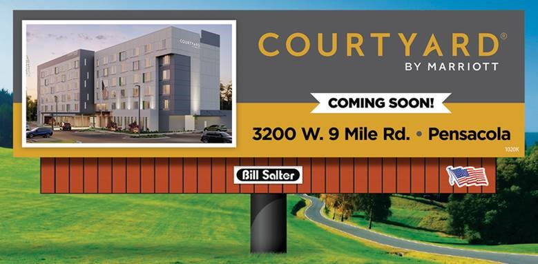 Courtyard by Marriott Pensacola Update 2