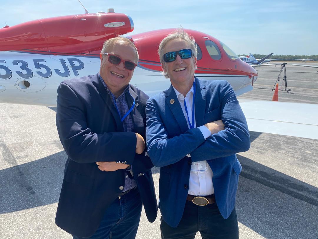 Gene-Valentino-and-Erik-Lindbergh_Charles-Lindberghs-Grandson