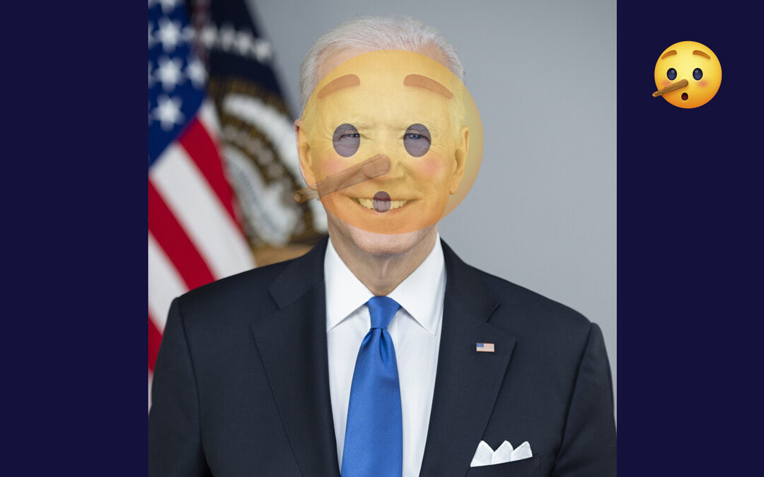 Everything you need to know about Joe Biden…A prime Pinocchio Award Winner